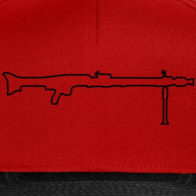 Mg42 Mg3 german gun
