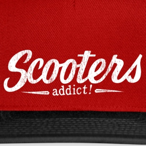 Scootere addict! - Snapback-caps