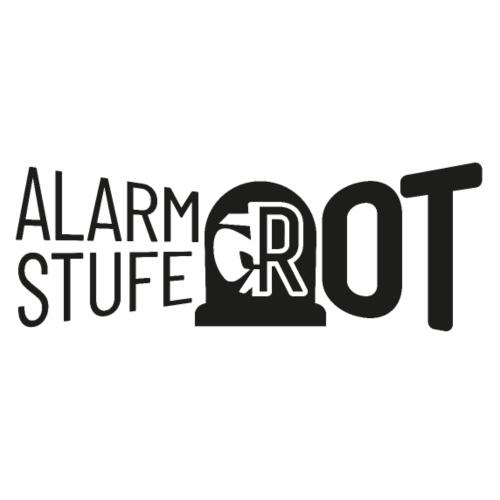 Alarmstufe Rot - schwarz - Snapback Cap