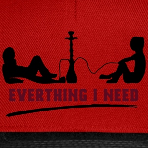 EVERYTHING I NEED! - Snapback Cap