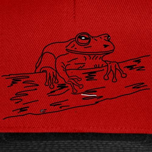 der frosch - Snapback Cap