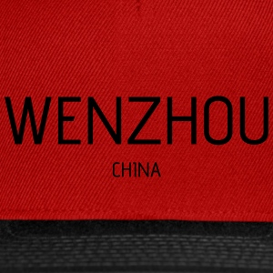 Wenzhou - Casquette snapback