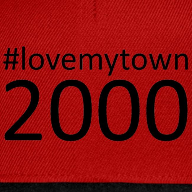 lovemytown2000zwart
