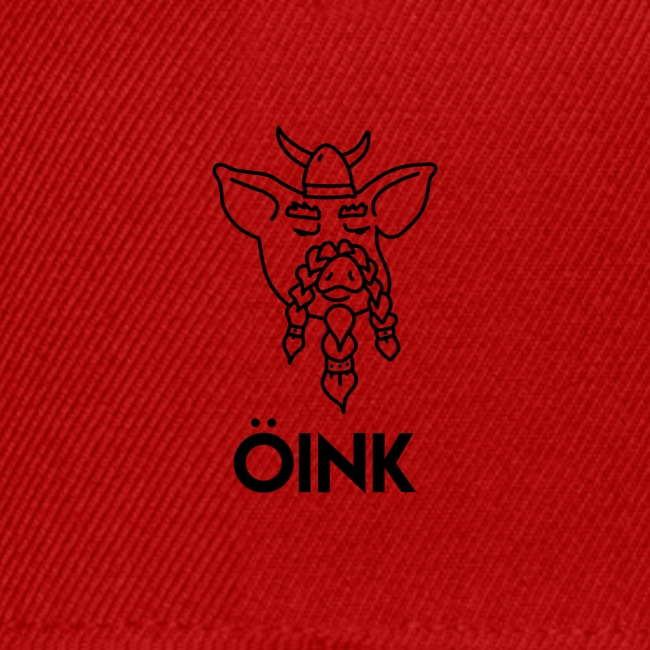 Oink Viking Pig