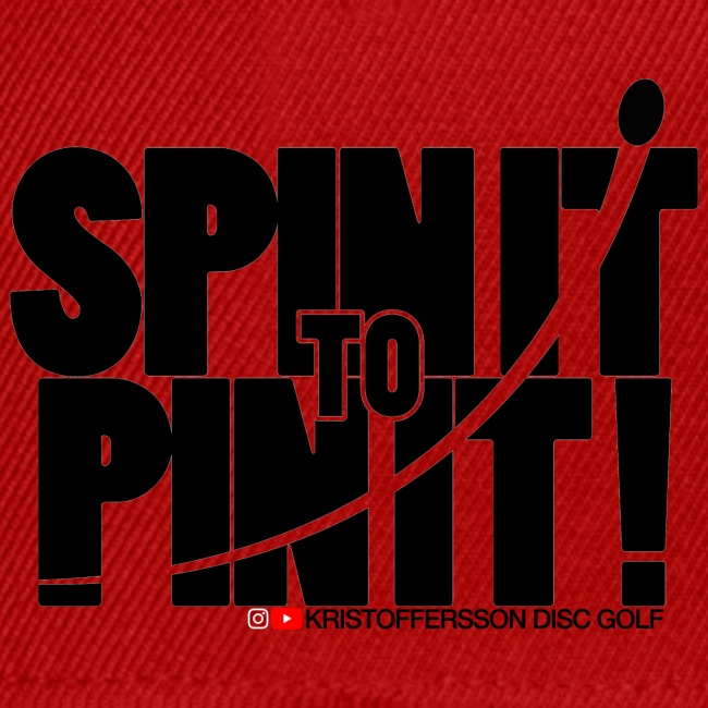 Spin it to Pin it!