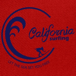 California Surf 03 - Gorra Snapback