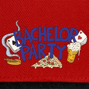 bachelor Party - Casquette snapback