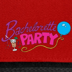 Bachelorette Party - Snapback Cap