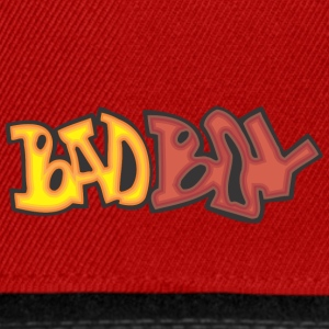 bad boy graffiti - Snapbackkeps