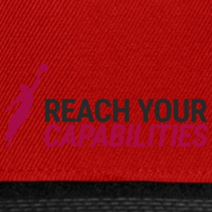 Coach / Trainer: Reach Your Capabilities - Snapback Cap