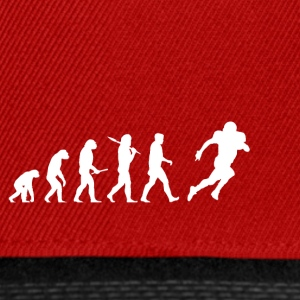 Evolution Voetbal! American Football! grappig! - Snapback cap