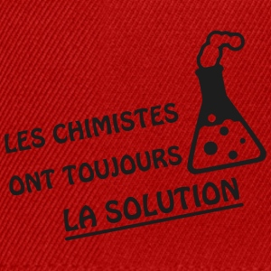Chimie blague - Casquette snapback