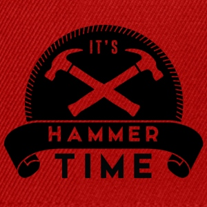 Zimmermann: It's Hammer Time - Snapback Cap