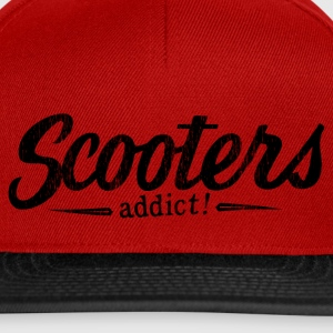 Scooters addict ! - Casquette snapback