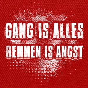Gang is alles - Snapback cap