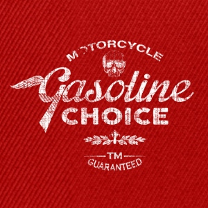 gasoline choice - Snapback Cap