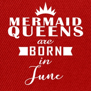 Mermaid Queens June - Snapback Cap