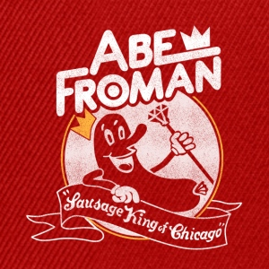 ABE Froman - Casquette snapback