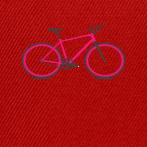 RED BIKE - Casquette snapback