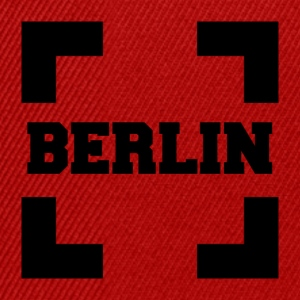 Berlin in Case - Snapback Cap