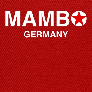 Mambo Germany - DanceShirts - Snapback Cap
