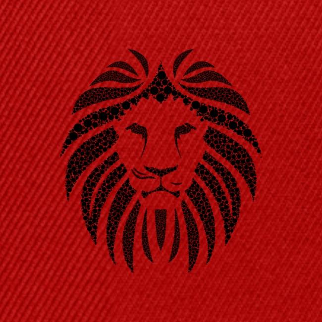MonkeyShy lion noir symétrique