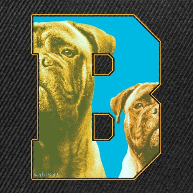 Bullmastiff Retro B I