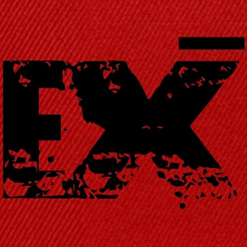 EX Logo - Snapback cap