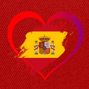 I Love Spain RACCOLTA - Snapback Cap
