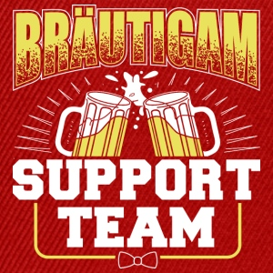Bräutigam Support Team - Snapback Cap