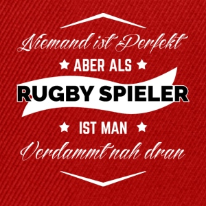 RUGBY SPIELER - Snapback Cap