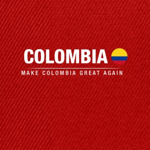 Husband Colombia Great Again - Snapback Cap