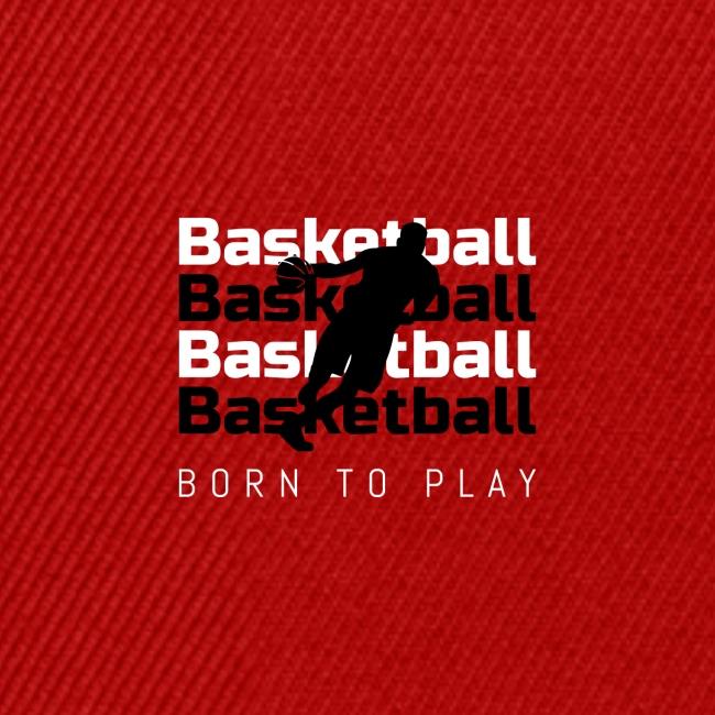 T-Shirt basket-ball fan