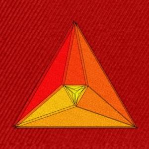 4be26a89e6993 gorras snapback triangulo