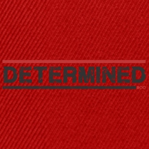 Determined - Casquette snapback
