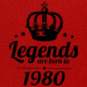 Legends 1980 - Snapback Cap