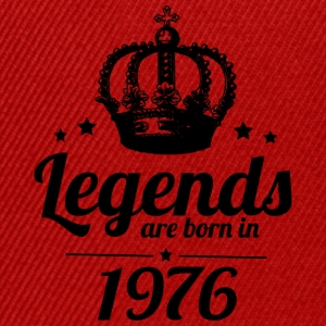 Legends 1976 - Casquette snapback