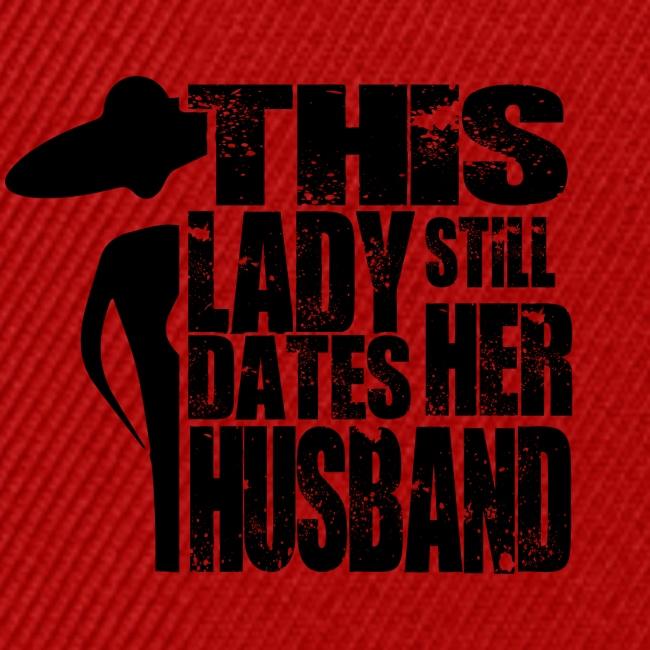 This Lady still dates Her Husband Black