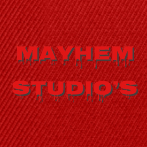 Mayhem Studio's Collection - Snapback Cap