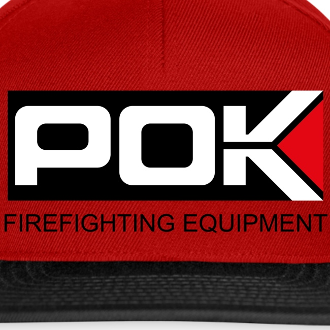 POK LOGO FIREFIGHTING EQUIPMENT