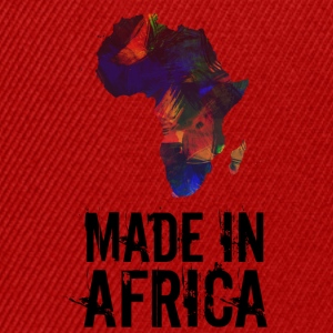 Made In Africa / Afrika - Snapback cap