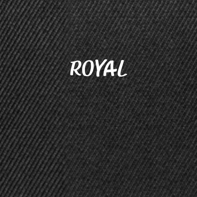 Royal blanc