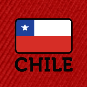National Flag Of Chile - Snapback Cap