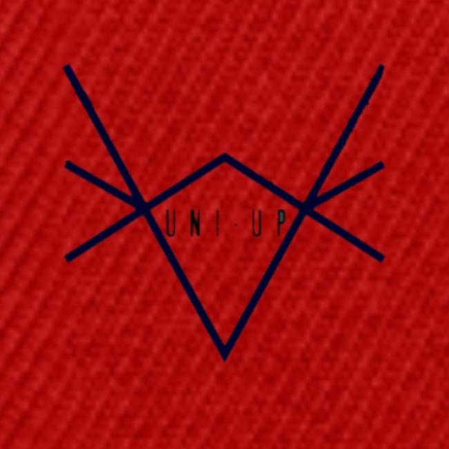 Casquette avec logo Uni-up devant