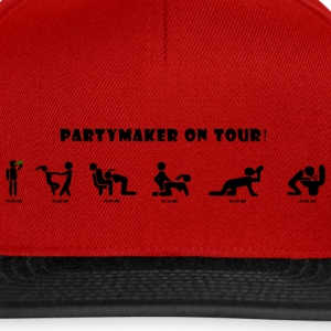 party maker - Snapback Cap