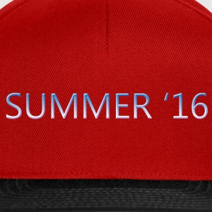SUMMER 16 T-SHIRT MEN - Snapback Cap