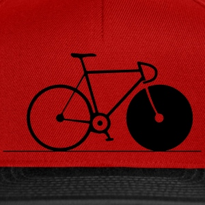 cycling - bicycle vett - Snapback Cap