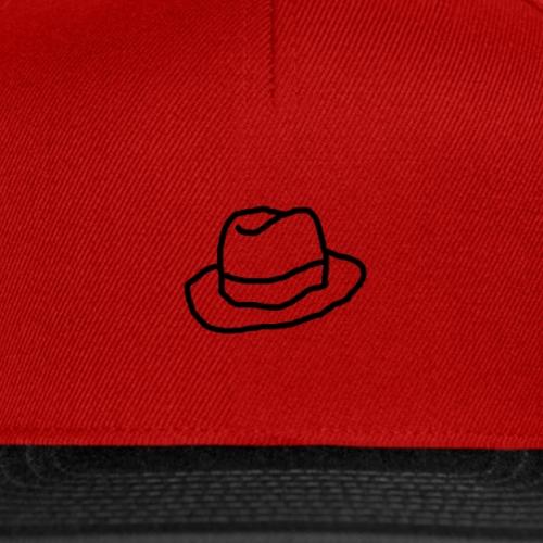 Hut Bild - Snapback Cap