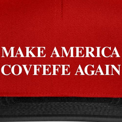 MAKE AMERICA COVFEFE AGAIN - Snapbackkeps