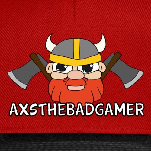 Axsthebadgamer - Snapback Cap